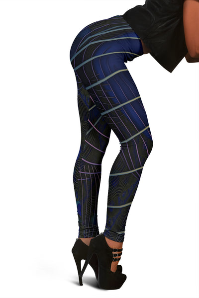 Peacock Leggings -  - buy epic deals