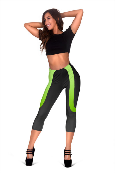 Rena Emerald Design Capris - Leggings - buy epic deals