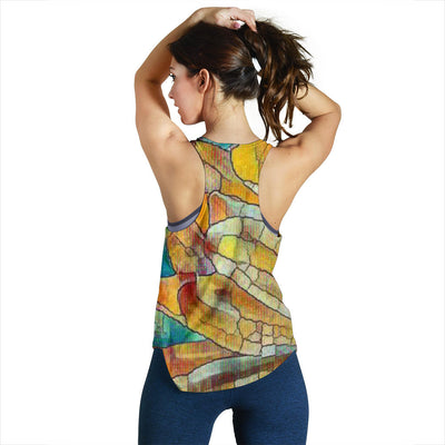 Bright Daisy Racerback Tank -  - buy epic deals