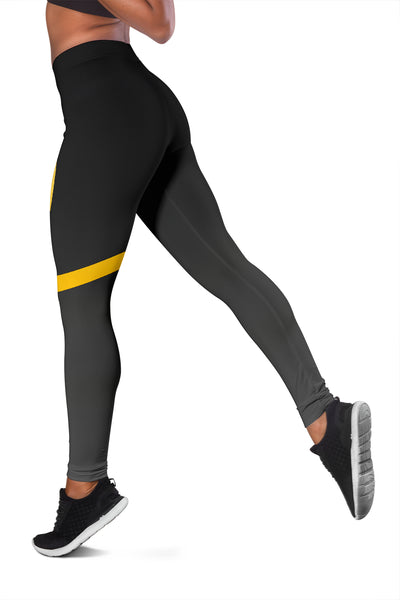 Rena Gold Yellow || - Leggings - buy epic deals