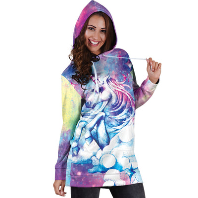 Unicorn 🦄 Hoodie Dress -  - buy epic deals
