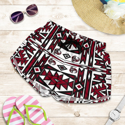 Native Women Shorts Red -  - buy epic deals