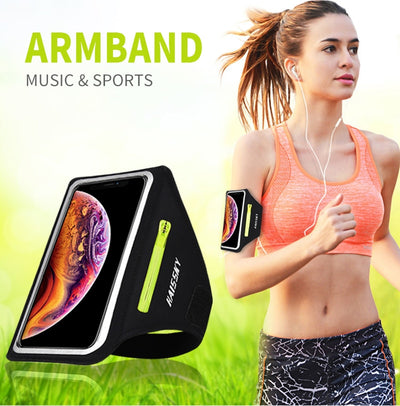 "Smart Phone Arm Band 4.7""/5.5"" Waterproof Sports Arm Band Case For iPhone 6 6s Plus 7 8 X 10 for Outdoor Running Phone ProtectiveCover - Phone Case - buy epic deals"