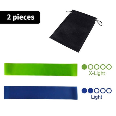 Resistance Bands Sets made of Latex - Fitness - buy epic deals