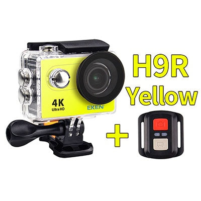EKEN H9 H9R Ultra FHD 4K @ 25FPS Wifi Action Camera 30M waterproof 1080p @ 60fps underwater Go Pro style Camera -  - buy epic deals