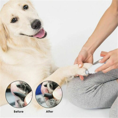 Pet Nail Clipper Electric for Dogs and Cats - Grooming - buy epic deals