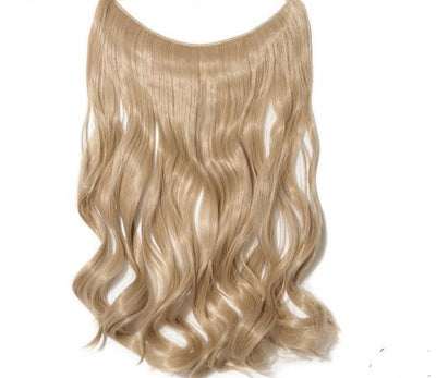 Invisible Halo Hair Extensions | Effortlessly add volume, thickness and length to your hair in minutes -  - buy epic deals