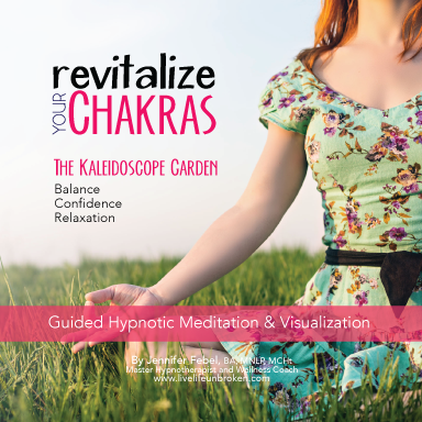 Revitalize Your Chakras Guided Hypnotic Meditation