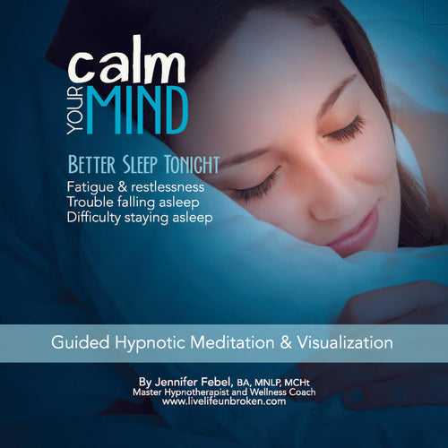 Calm Your Mind Guided Hypnotic Meditation