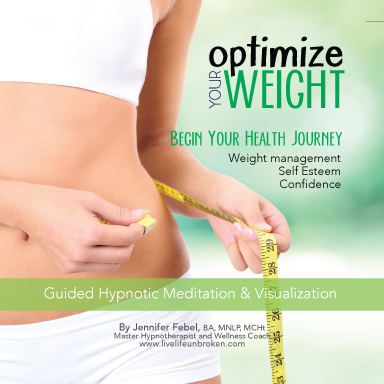 Optimize Your Weight Guided Hypnotic Meditation