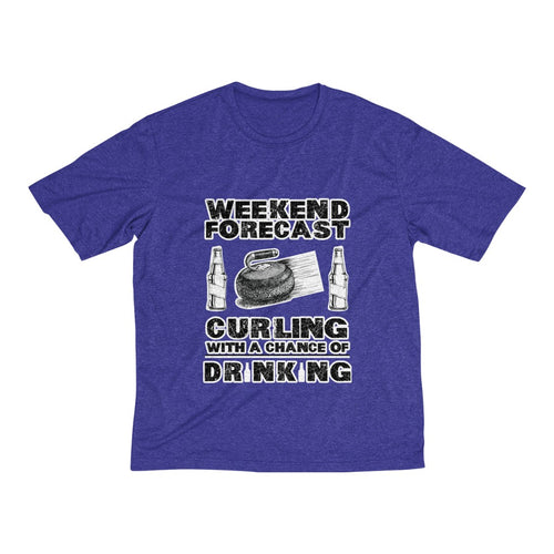 BCC Weekend Forecast: Curling with a Chance of Drinking Dri-Fit TShirt