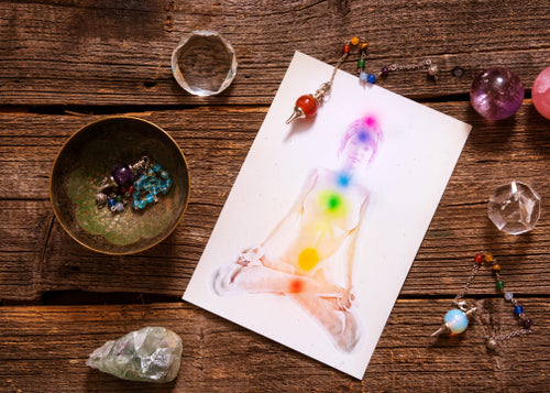 Revitalize Your Chakras: Spring Healing Retreat