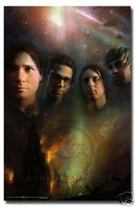 Angels and Airwaves Group shot, Poster