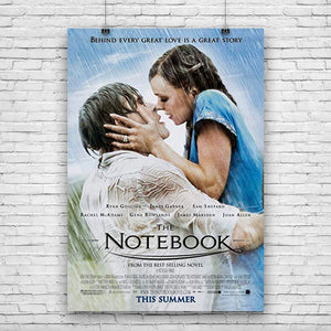 The Notebook (2004) Poster
