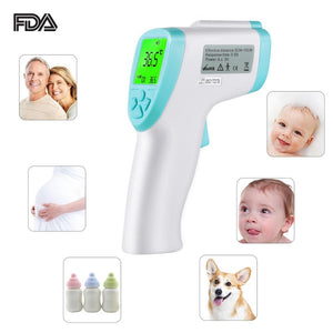Infrared Thermometer (Certified)