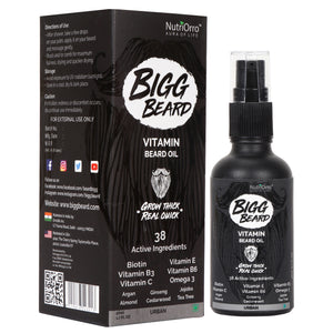 Bigg Beard Oil (Urban)