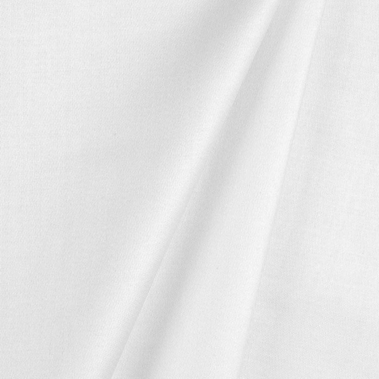 Classic Sateen - Pale Ivory