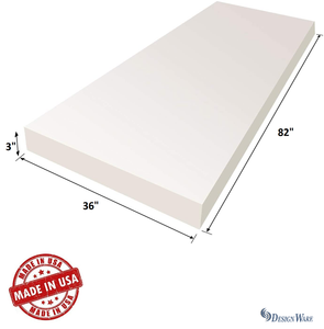 Foam HD Reg 3''X 82''X 36''