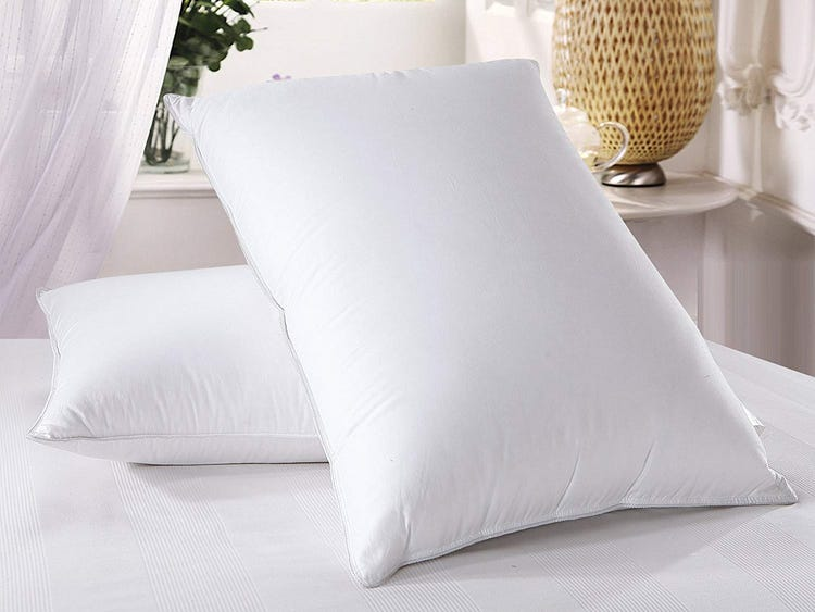 ULTRA Feather -poly  Bed pillows Ultra  - Queen