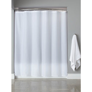 Shower Liner Omega 8-gauge Vinyl -72 X 108 - White