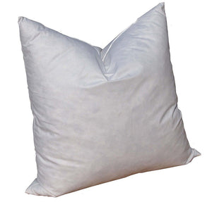 Wht Goose5/95 Feather  Pillow -22'' (10)