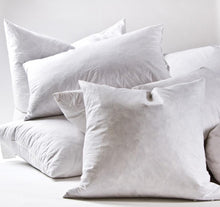 Load image into Gallery viewer, Wht Goose5/95 Feather  Pillow -22'' (10)