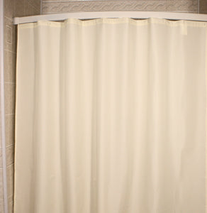 Shower Liner NylonFabric  - 72 X90 -Beige