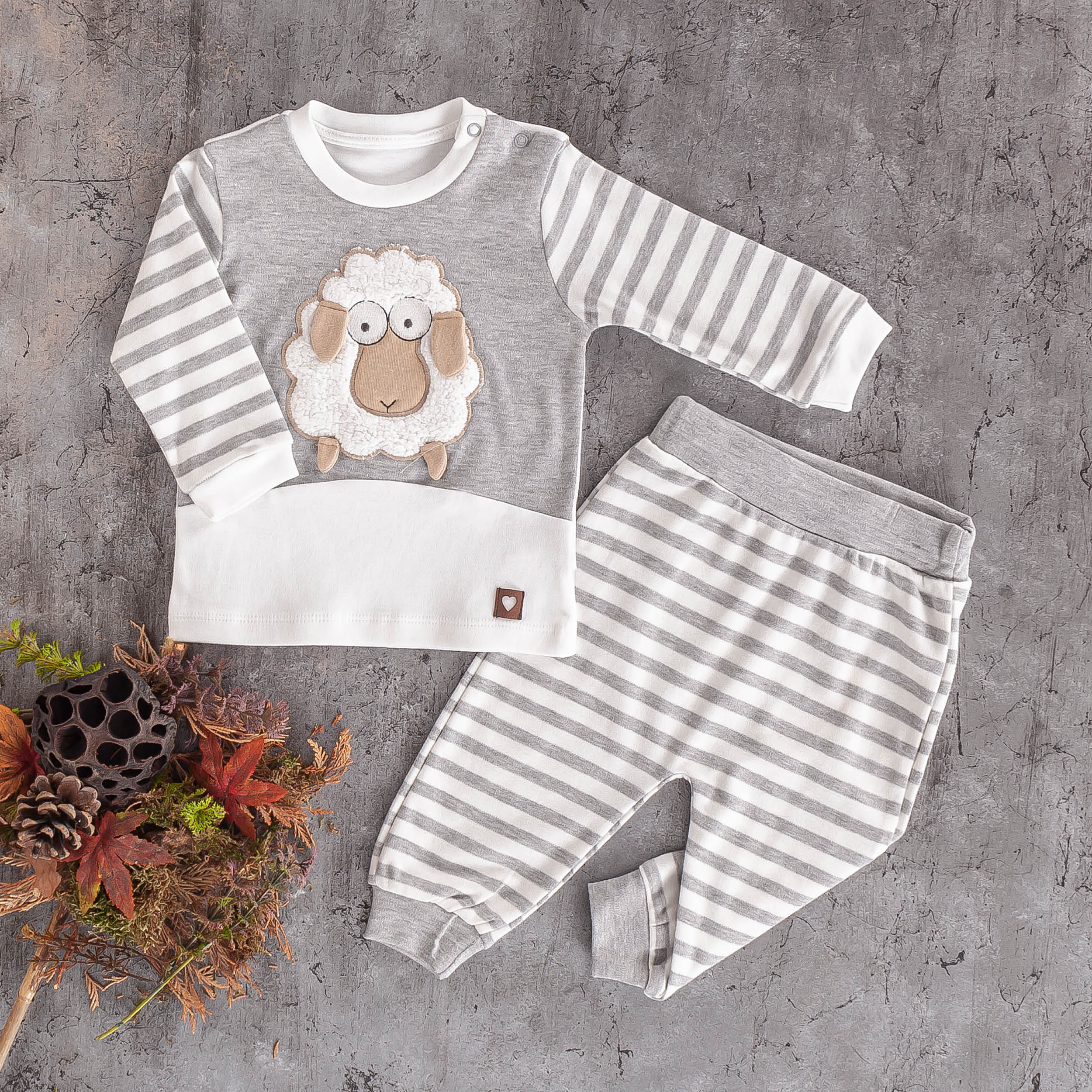 baby 2 PC cool cotton set