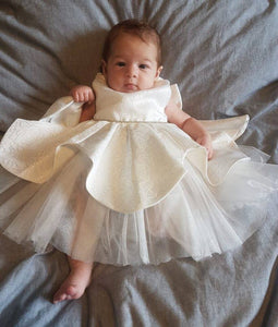 Milana's First Dress