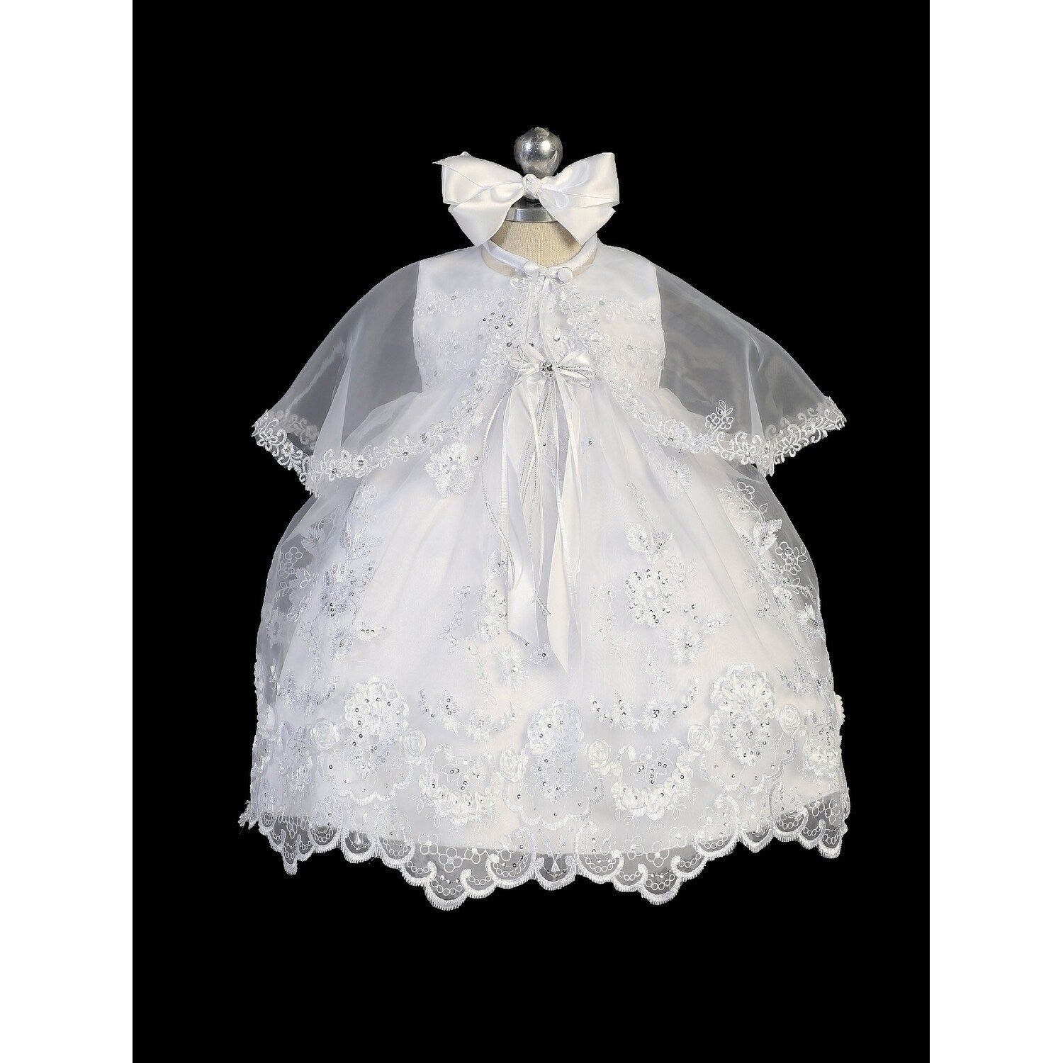 Sisi's Baptism Dress