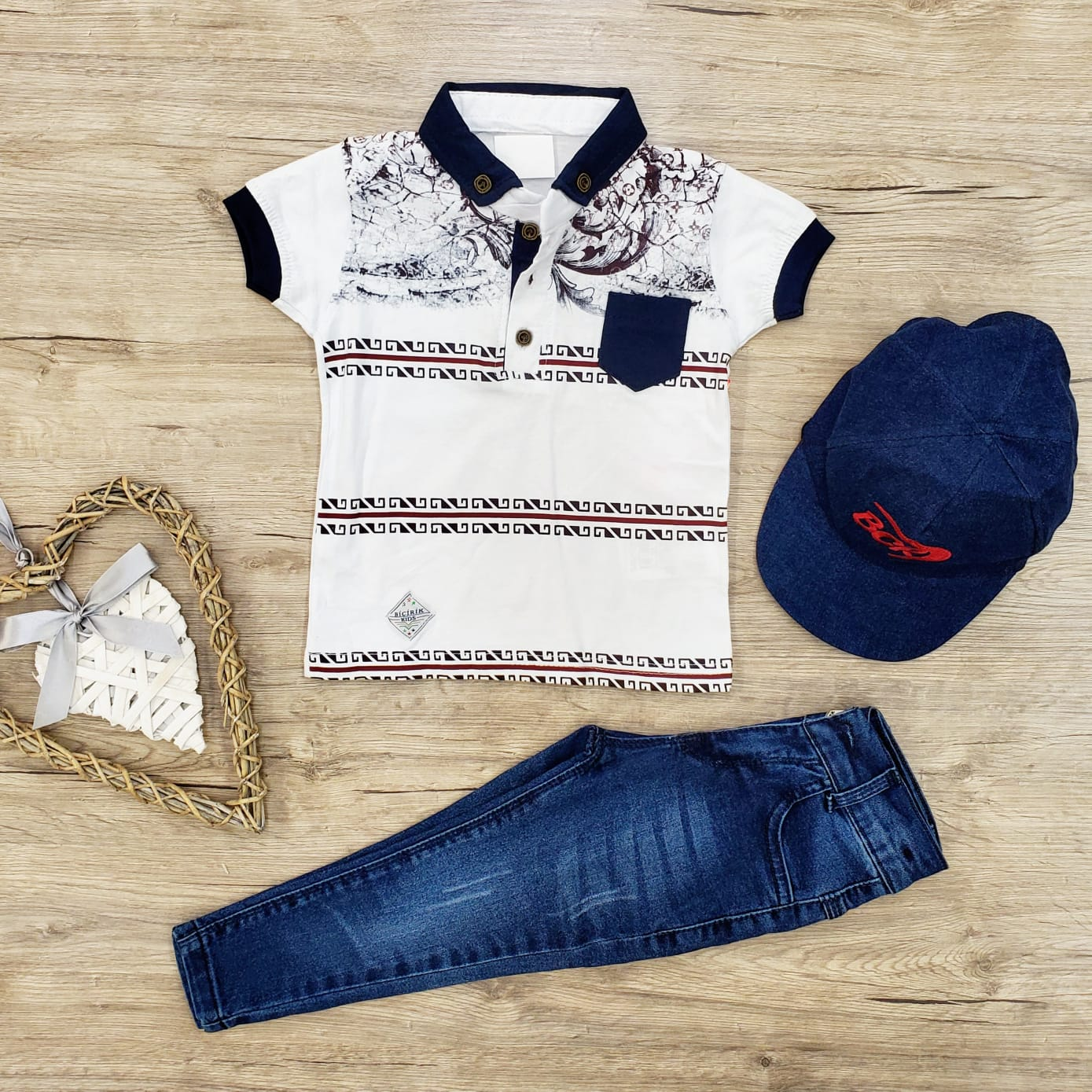 Lou's Polo Set