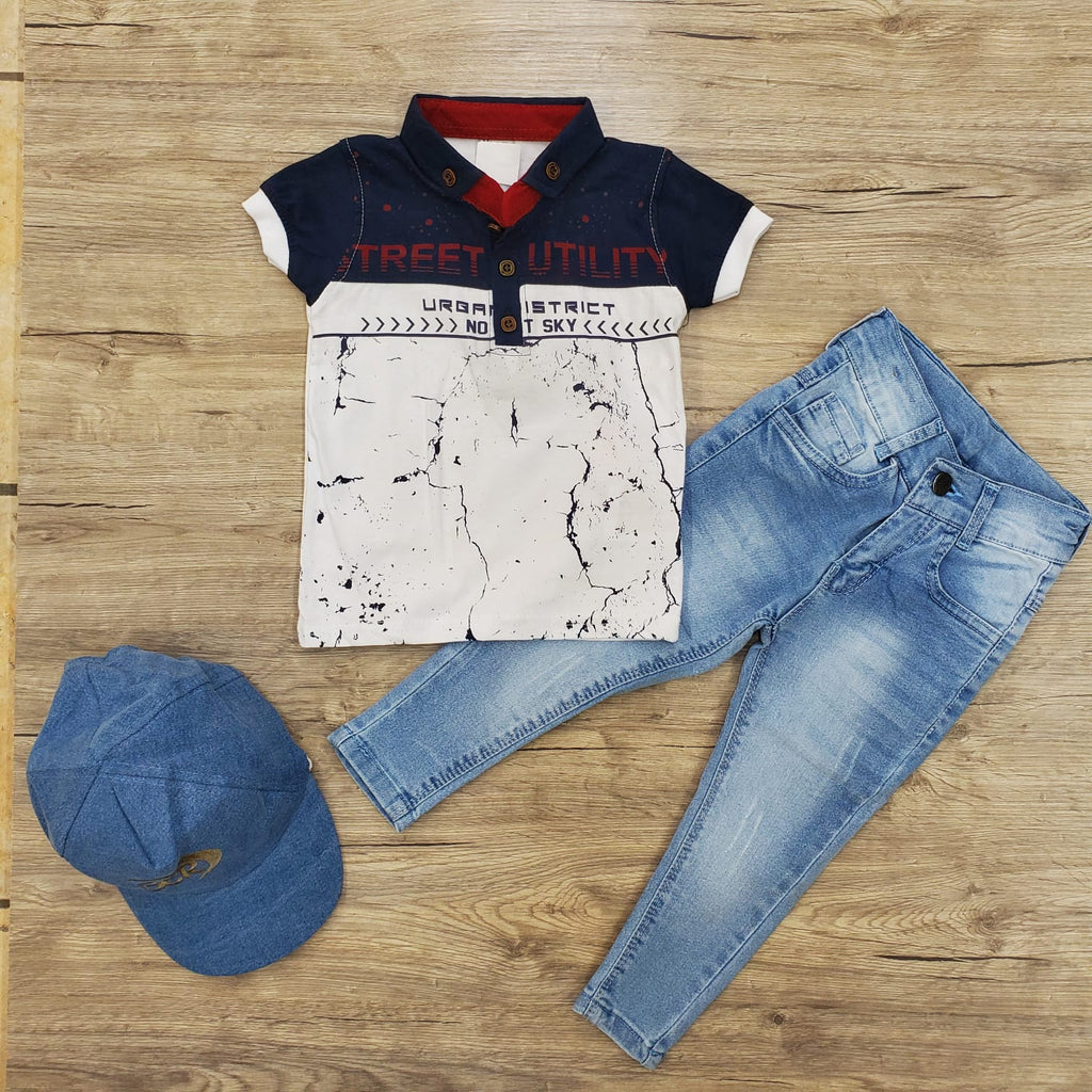 Painter's Polo Set