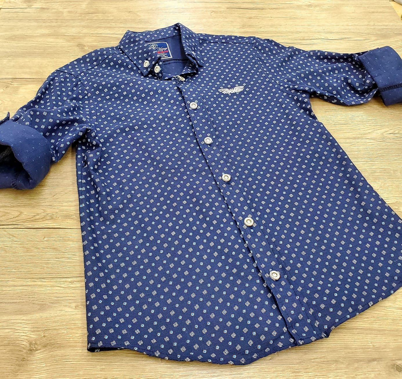 Two Polka Shirt