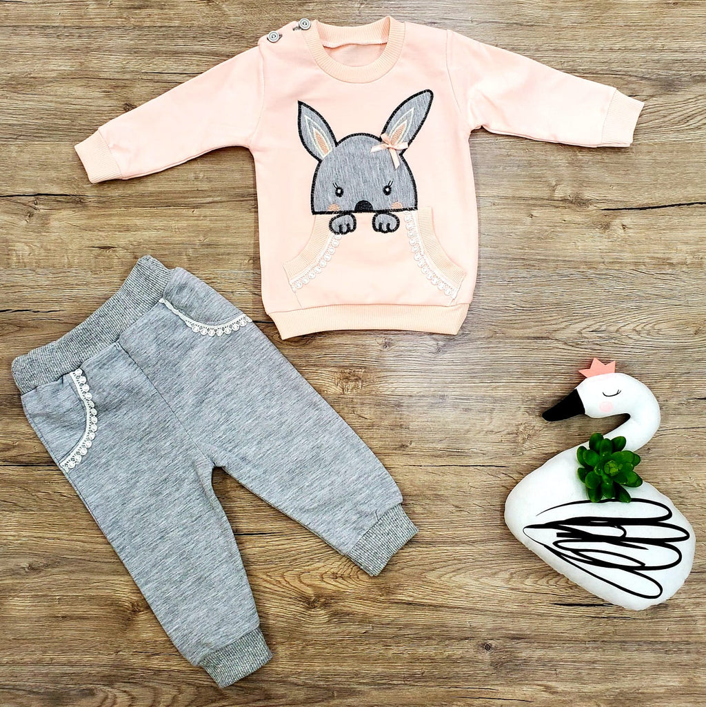 Cotton Bunny Set