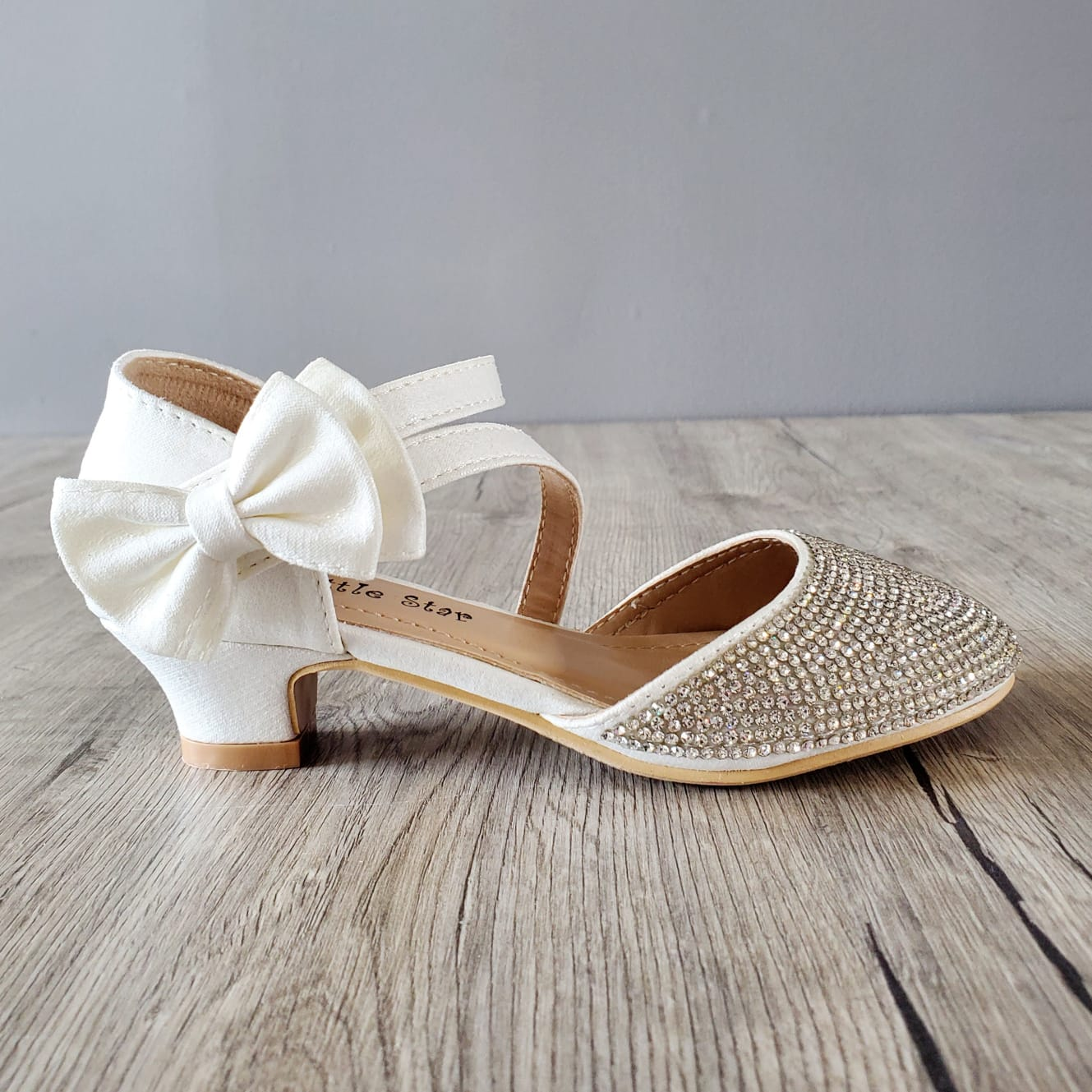 Big Bow Shoes