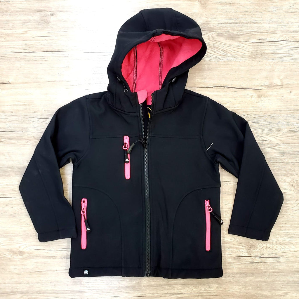 Light weight girls fall jacket