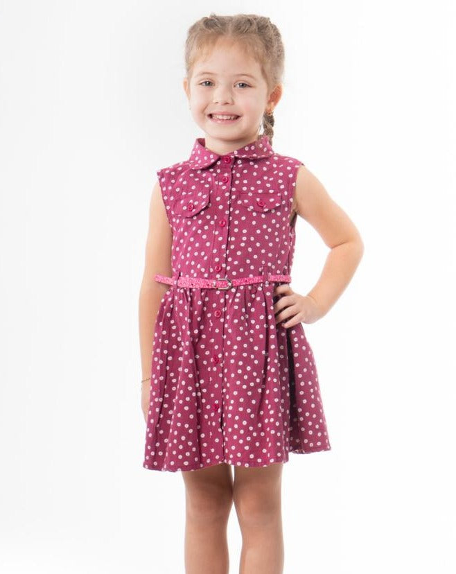 cotton dress for girls