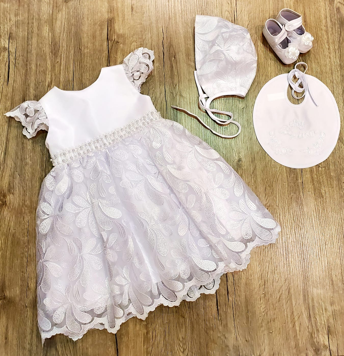Mimi's Baptism Dress