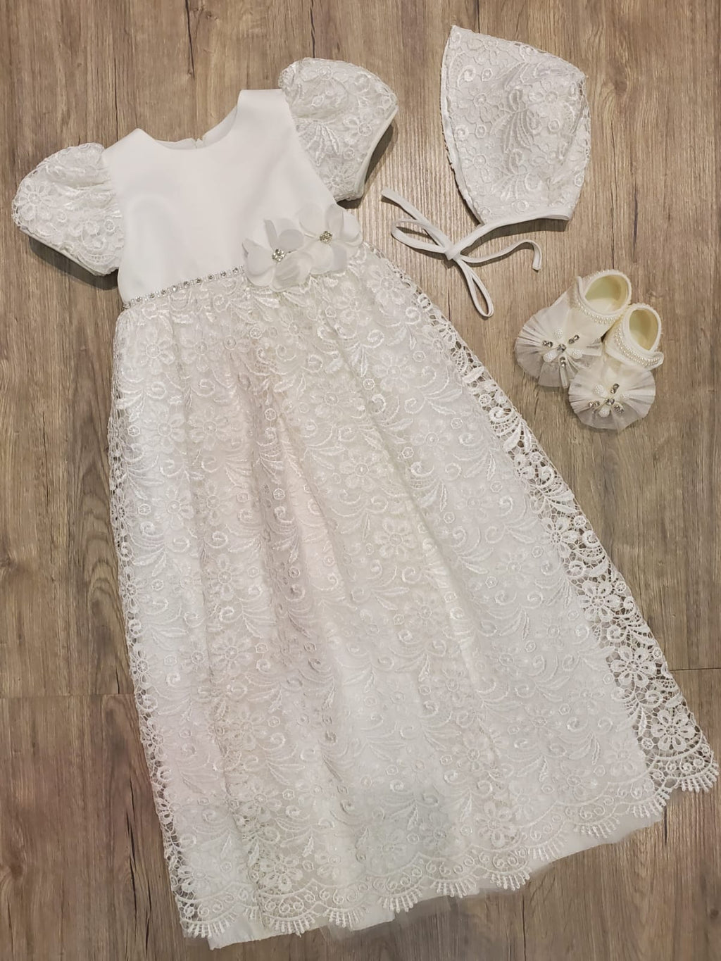 Theresa's Baptism Dress
