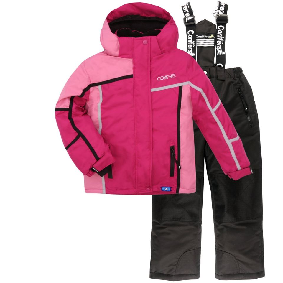 Tania's Snowsuit