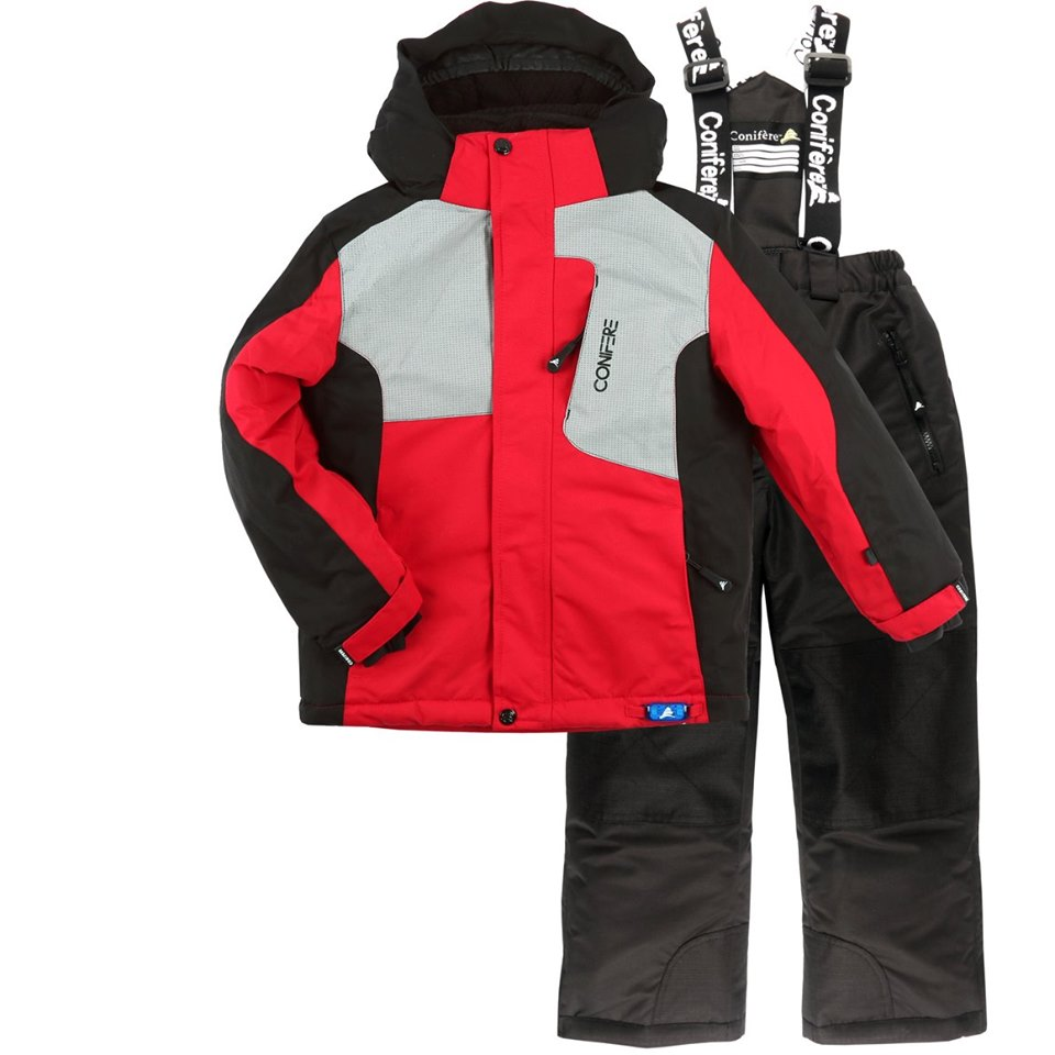 Firefighter's Snowsuit