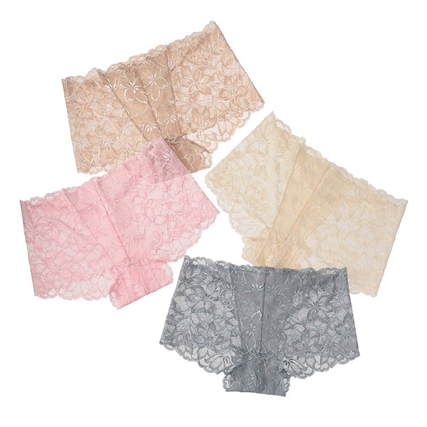 Lace Shorts Set