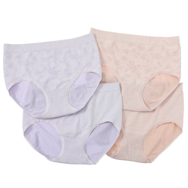 Smile cotton Shorts Set_PJB201-6