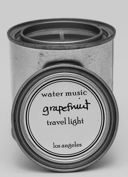 travel light candle