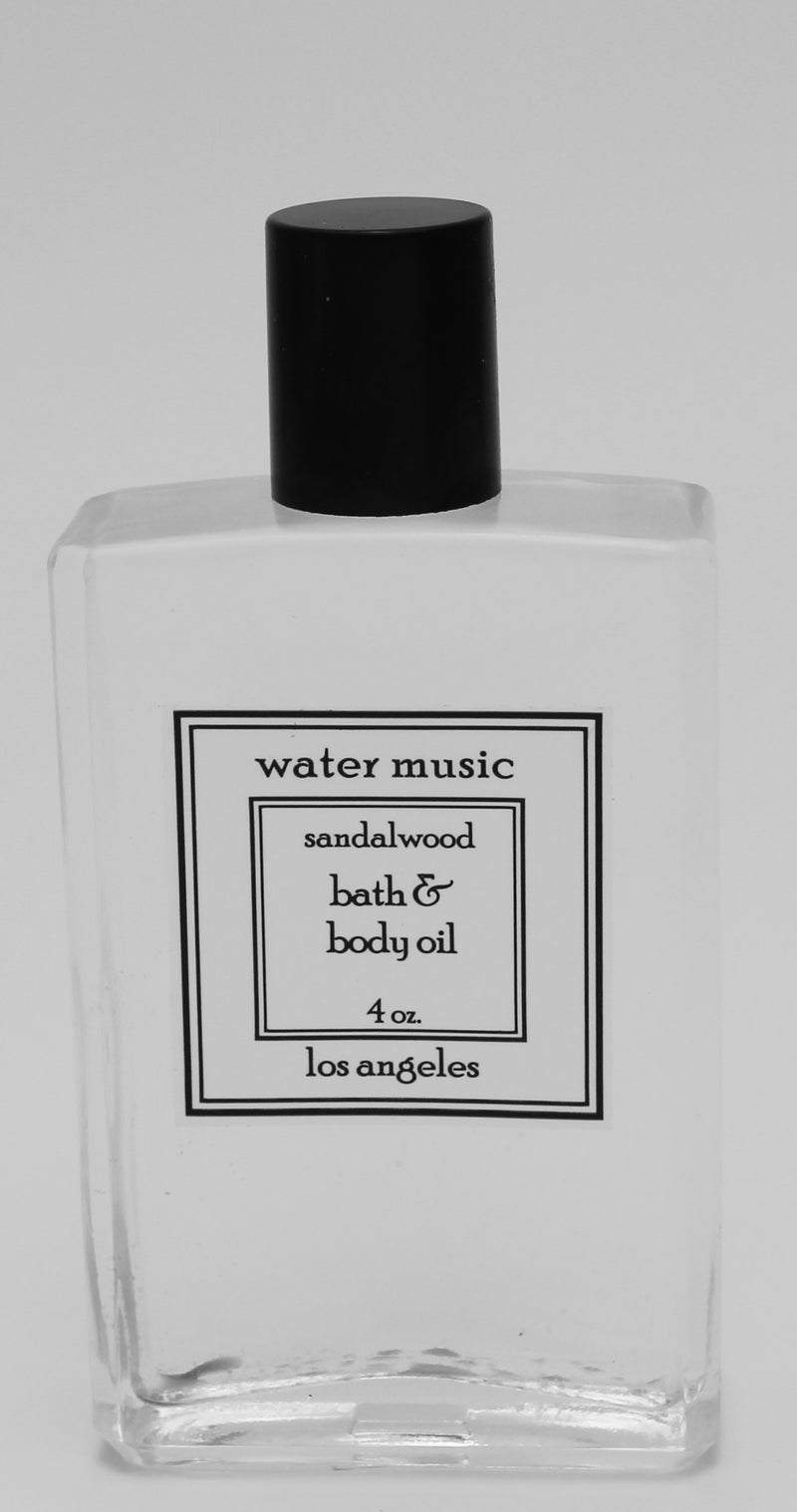 bath & body oil