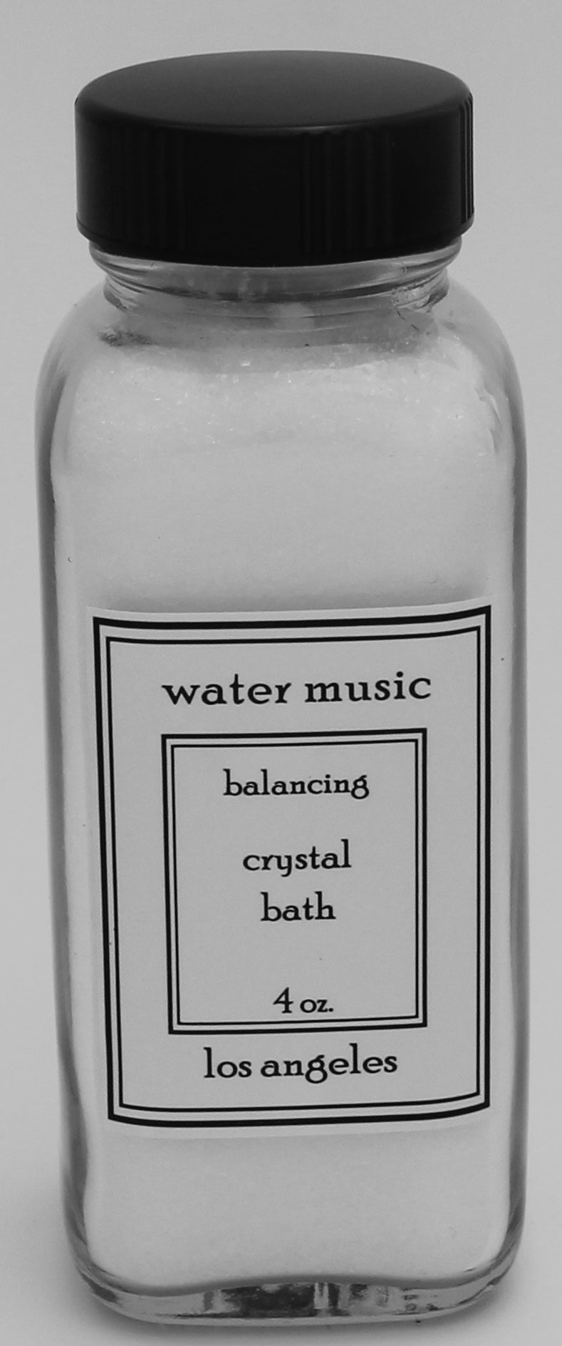 crystal bath