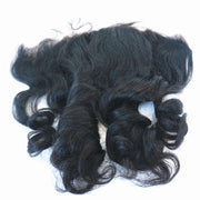 Loose Wave 13x4 Lace Frontal With 4x4 Silk Brazilian Human Hair | JYL HAIR