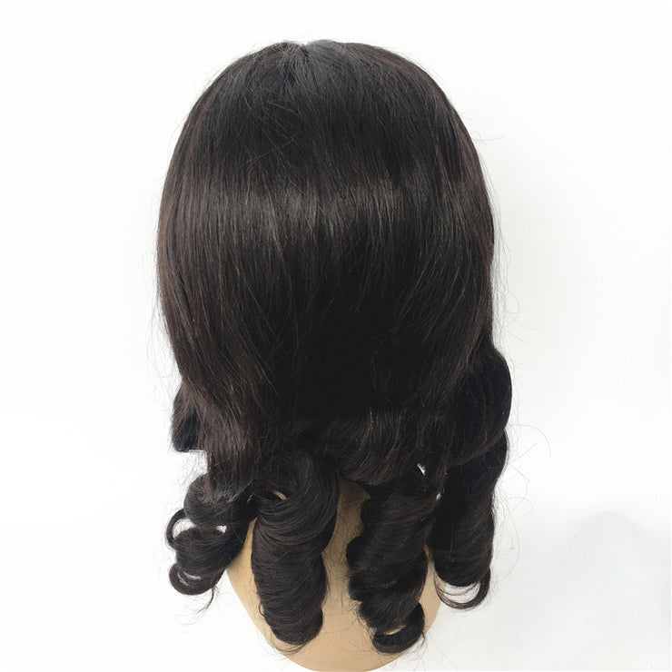 Silk Top Loose Wave Lace Front Wigs Brazilian Human Hair | JYL HAIR