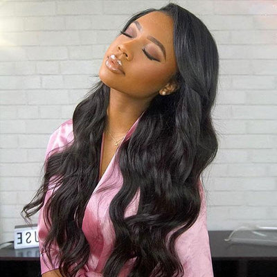Body Wave 360 Lace Wigs Brazilian Human Hair 180% Density | JYL HAIR