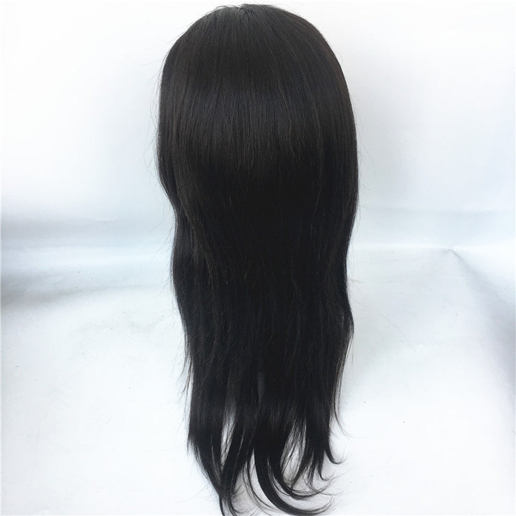 Straight HD 370 Lace Wigs Brazilian Human Hair 150% Density | JYL HAIR